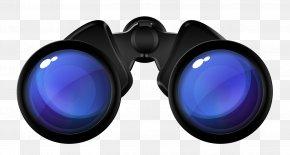 Black Binoculars Icon - Binoculars Icon PNG