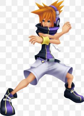 Kingdom Hearts - Kingdom Hearts 3D: Dream Drop Distance The World Ends With You Kingdom Hearts III Sora Riku PNG
