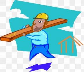 Carpenter Woodworking Clip Art PNG