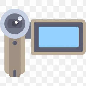 Video Camera - Video Camera Camcorder Icon PNG