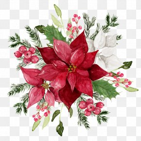 Holly Interior Design - Bouquet Of Flowers Drawing PNG