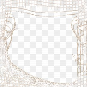 Brown Broken Fishing Nets - Fishing Net Rope Paper PNG