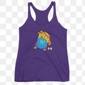 T-shirt - T-shirt Crop Top Clothing Sleeveless Shirt PNG