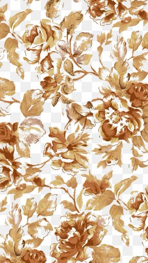 Creative Floral Texture Effect - Texture Mapping Flower PNG