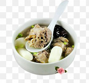 Stewed Chicken Soup - Gomguk Chicken Soup Chinese Cuisine Bakso Oxtail PNG