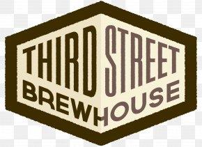 Street - Third Street Brewhouse Beer Brown Ale Brewery PNG