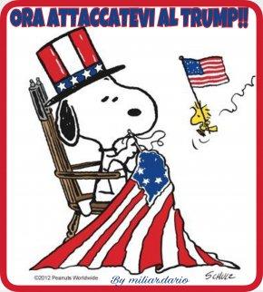 Charlie Brown - Veterans Day Desktop Wallpaper Clip Art PNG
