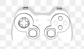Joystick - PlayStation 3 Video Game Console Accessories PlayStation Portable Xbox PNG