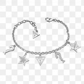 Jewellery - Jewellery Guess Charm Bracelet Swarovski AG PNG