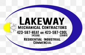 Mechanical Logo - Lakeway Mechanical Contractors Logo Organization Brand Font PNG