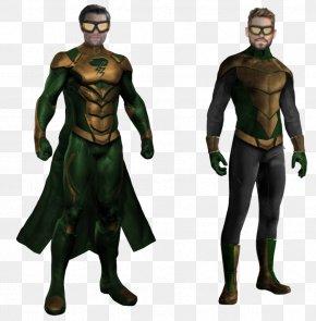 Army Concept Art - Weather Wizard Superhero Wildcat Concept Art DCTV PNG