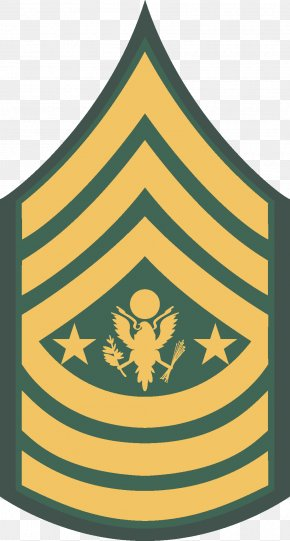 Insignias - Sergeant Major Of The Army United States Army Enlisted Rank PNG