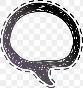 Line Dialog - Speech Balloon Bubble Clip Art PNG