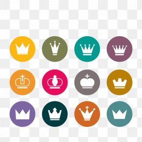 Vector Crown Collection - Crown Royalty-free Princess Icon PNG