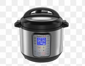 Stainless Steel Kitchenware - Instant Pot Pressure Cooking Slow Cookers Recipe PNG