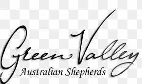 What Color Is A Full Blooded Australian Shepherd - Logo Font Brand Clip Art Love PNG