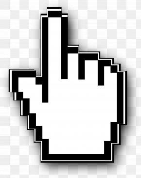 Mouse Cursor - Pointer Cursor Computer Mouse Button Icon PNG