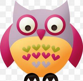 Owl - Owl Cartoon Clip Art PNG