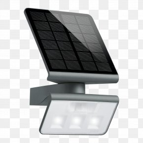 Light - Light-emitting Diode Steinel Light Fixture Solar Lamp PNG