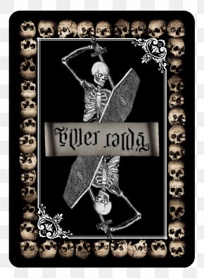 United States - Playing Card Serial Killer United States Card Game Collectable Trading Cards PNG