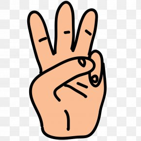 Hand - Index Finger Clip Art Image PNG