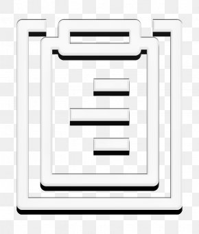 Rectangle Ui Icon - App Icon Clipboard Icon Essential Icon PNG
