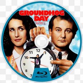 Bill Murray Andie MacDowell Groundhog Day Ghostbusters Film PNG