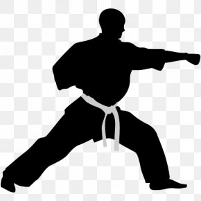 Karate Action Figures - Karate Martial Arts Punch Icon PNG