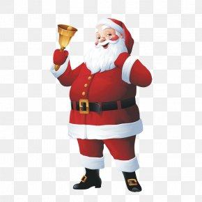 Christmas Santa Claus - Santa Claus Christmas Clip Art PNG