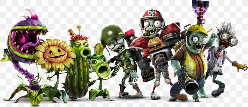 Plants Vs. Zombies: Garden Warfare 2 Video Game PlayStation 4, PNG, 1873x809px, Plants Vs Zombies Garden Warfare 2, Ea Access, Electronic Arts, Electronic Entertainment Expo 2015, Fictional Character Download Free
