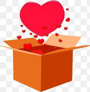 Valentine Dinner - Valentine's Day Gift Clip Art PNG