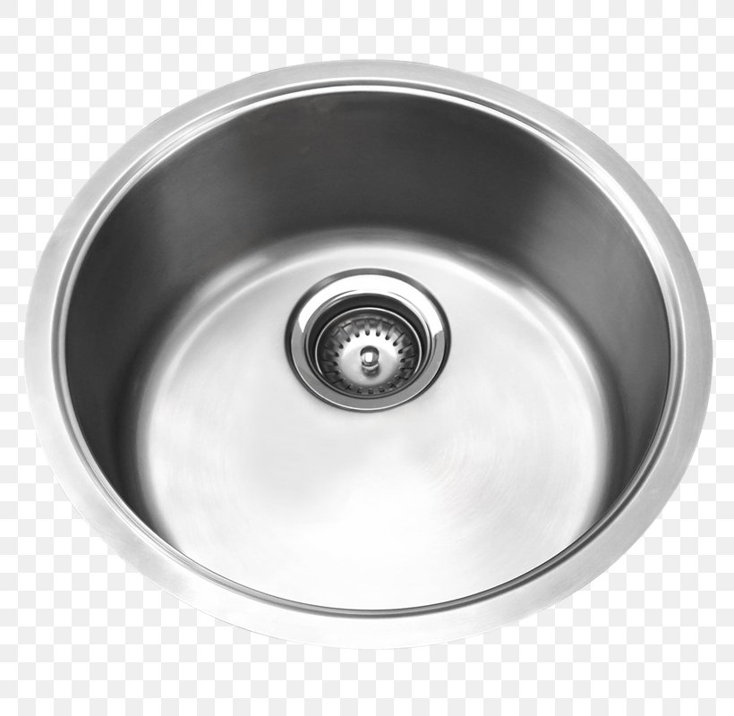 Kitchen Sink Stainless Steel Bathroom Tap, PNG, 800x800px, Sink, Bathroom, Bathroom Sink, Bowl, Bowl Sink Download Free