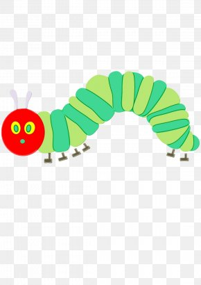 Worm Animal Figure - Caterpillar Larva Insect Moths And Butterflies Clip Art PNG