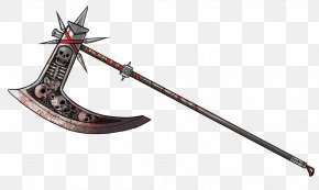 Axe - Larp Axe Executioner's Sword Weapon PNG