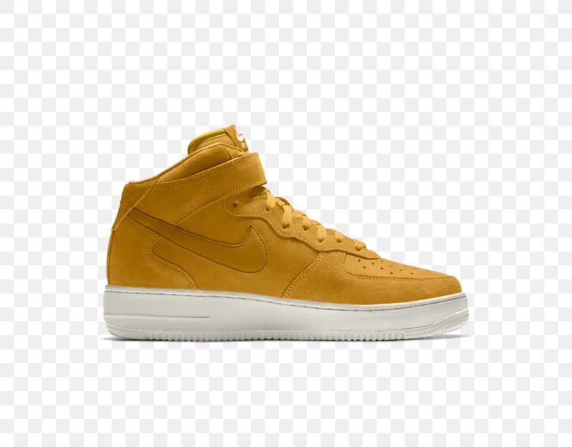 Skate Shoe Sports Shoes Nike Air Force 1 Mid 07 Mens, PNG