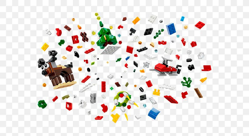 Lego Christmas Build-Up Set Lego 40222 Christmas Day Toy Amazon.com, PNG, 600x450px, Lego, Advent Calendars, Amazoncom, Bricklink, Christmas Day Download Free