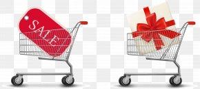 Shopping Cart - Online Shopping Shopping Cart Shopping Bag PNG
