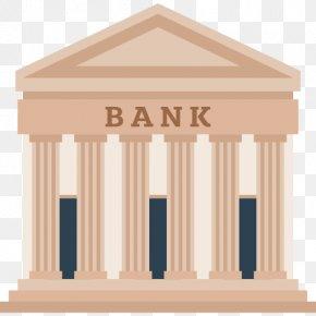 Bank Building - Bank Credit Debt Consolidation Icon PNG