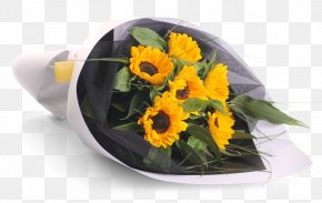 Flower - Common Sunflower Flower Bouquet Floral Design Cut Flowers PNG
