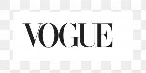 Paris - Teen Vogue Fashion Logo Magazine PNG