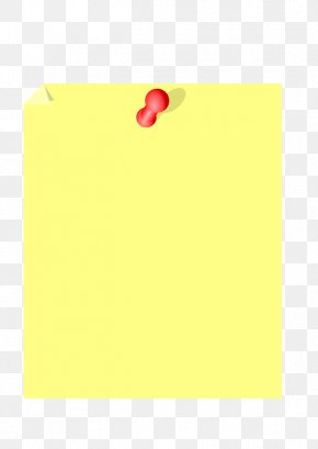 Sticky Note - Paper Post-it Note Yellow Font Pattern PNG