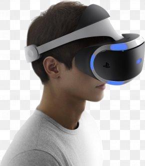 Virtual Reality - Virtual Reality Headset PlayStation VR Oculus Rift PlayStation 4 PNG