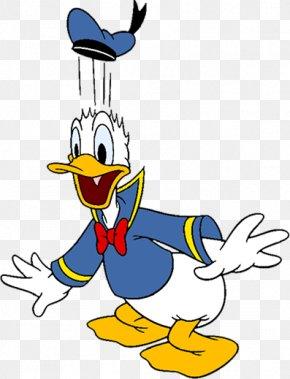 Donald Duck - Donald Duck: Goin' Quackers Daisy Duck PNG