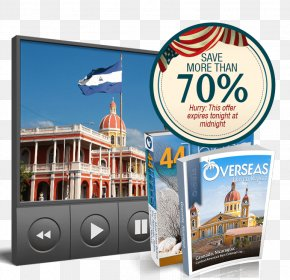 Memorial Day Sale - Cathedral Of Granada Display Advertising Web Banner Brand PNG