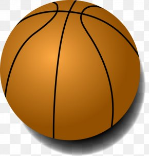 Picture Of A Basketball Ball - Basketball Ball Game Clip Art PNG