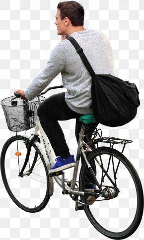 Bike Ride Transparent Background - Rendering PhotoScape PNG