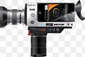 Camera - Video Cameras Camera Lens Optical Instrument Optics PNG