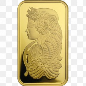 Gold Image - Perth Mint Gold Bar PAMP Gold As An Investment PNG