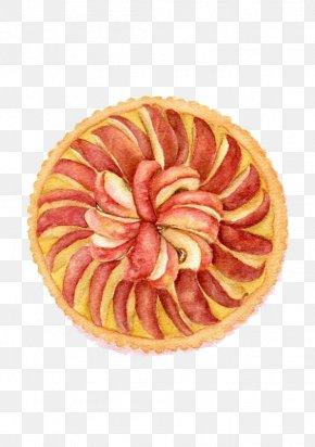 Apple Pie - Tart Apple Pie Bakery Petit Four PNG