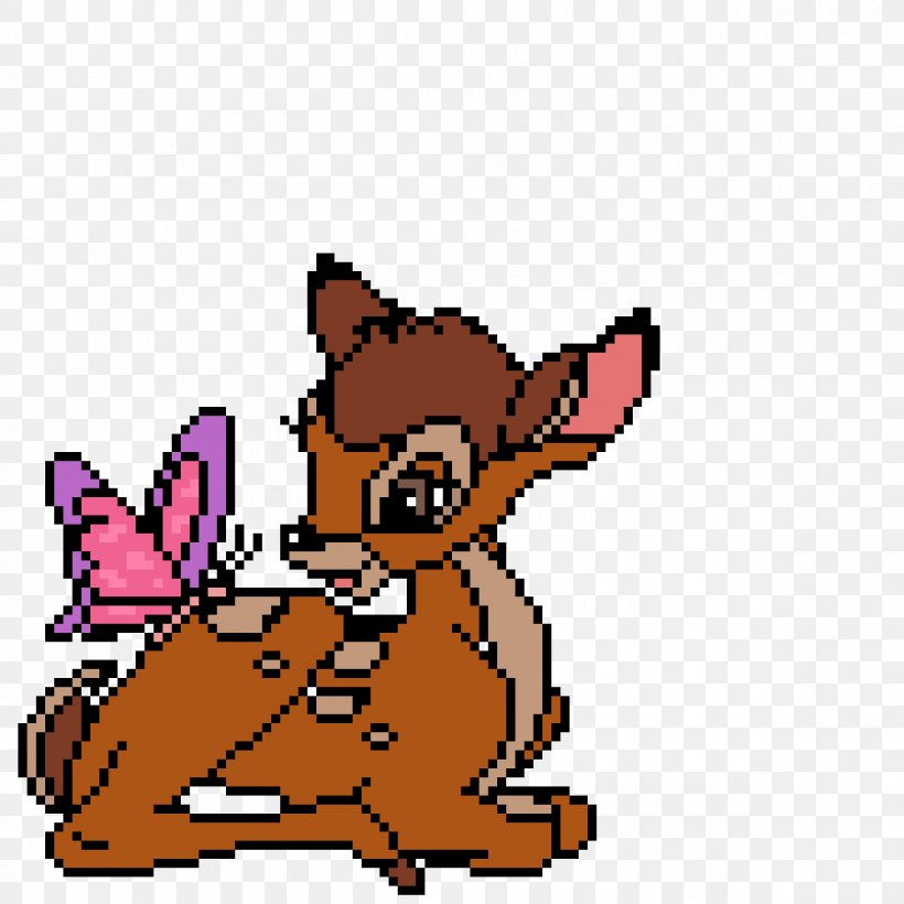 Drawing Thumper Pixel Art Image Png 1200x1200px Drawing